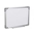 Whiteboard magnetic cu rama de aluminiu 60x90 cm