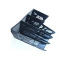Suport documente vertical plastic 2 compartimente